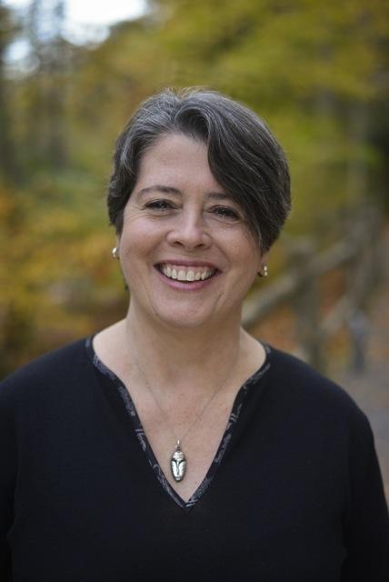 Author and activist Eileen Flanagan