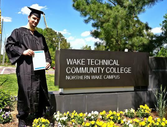 Wake Tech, Co-Curricular Transcripts