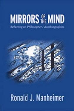 Book cover to Ronald Manheimer new book 'Mirrors of the Mind.'