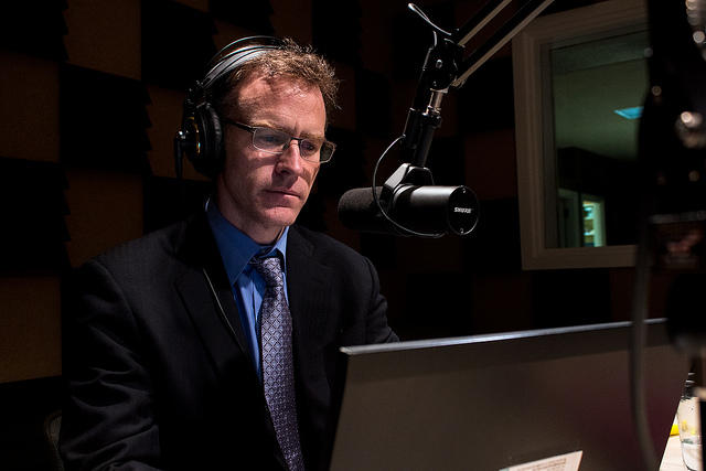 Steve Inskeep is the co-host of NPR's Morning Edition