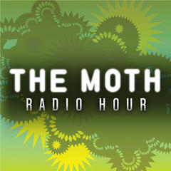 The Moth Radio Hour Logo