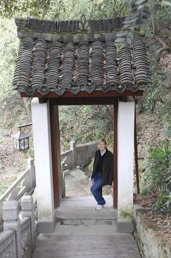 Image of Chapman, who won a research grant for her proposal on supporting migrant youth in China.