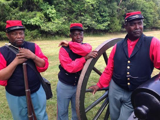 Colored Troops