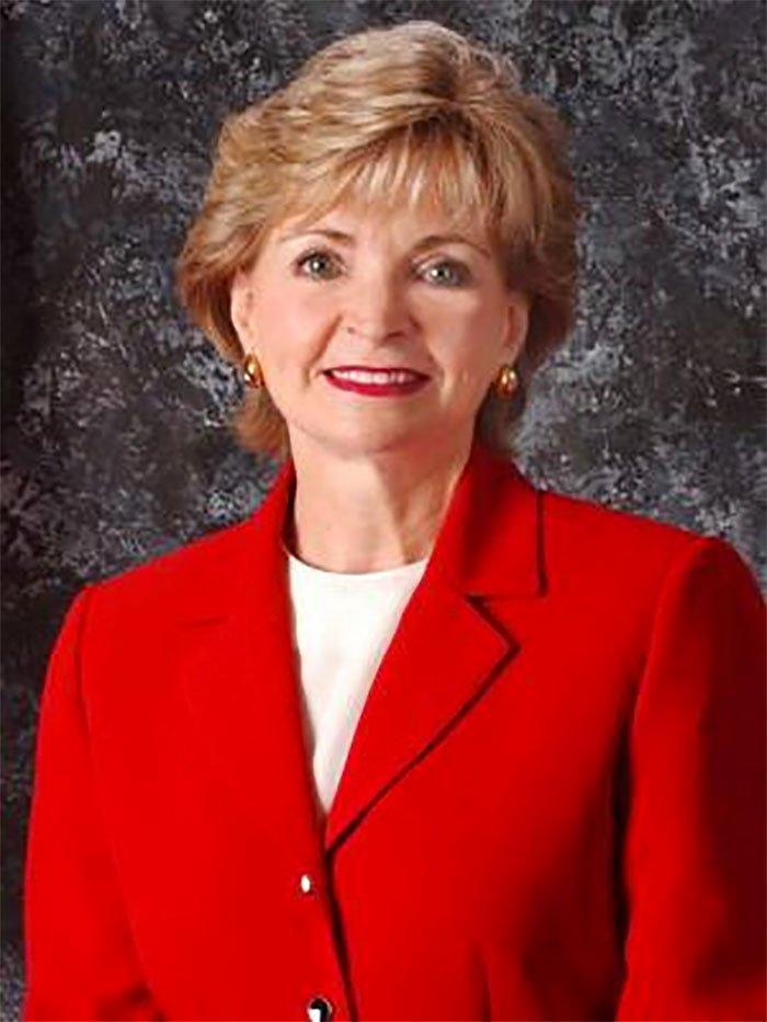 Image of June Atkinson, who has been the North Carolina state superintendent since 2005.