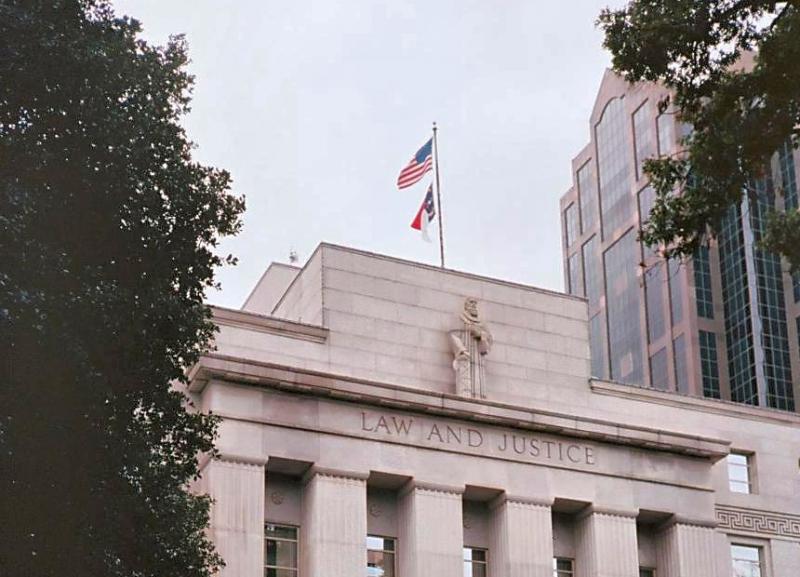 Photo: North Carolina Supreme Court