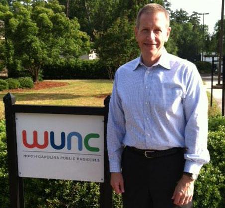 The IBMA's new Exeutive Director Paul Schiminger.