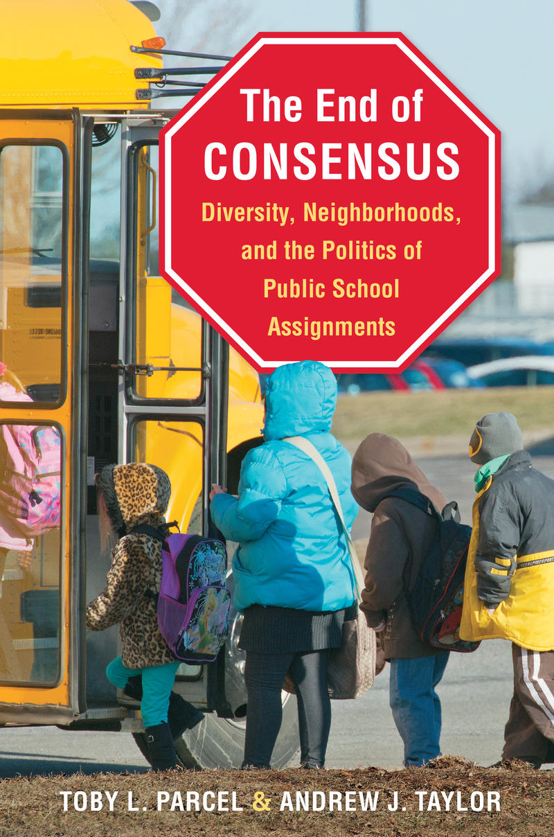 Image of the jacket cover image of The End of Consensus