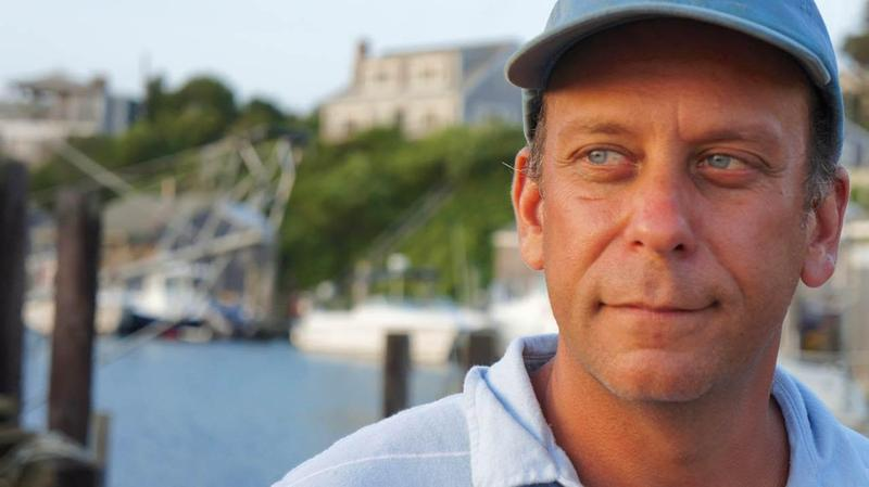 Image of Paul Greenberg, who is an author and journalist who focuses on fish and aquaculture.