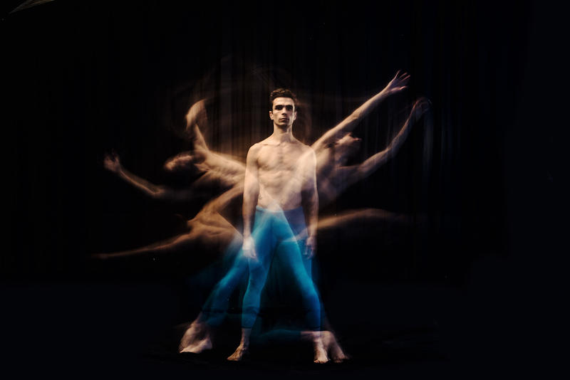 Image of MOTION dancer Jordan Moser