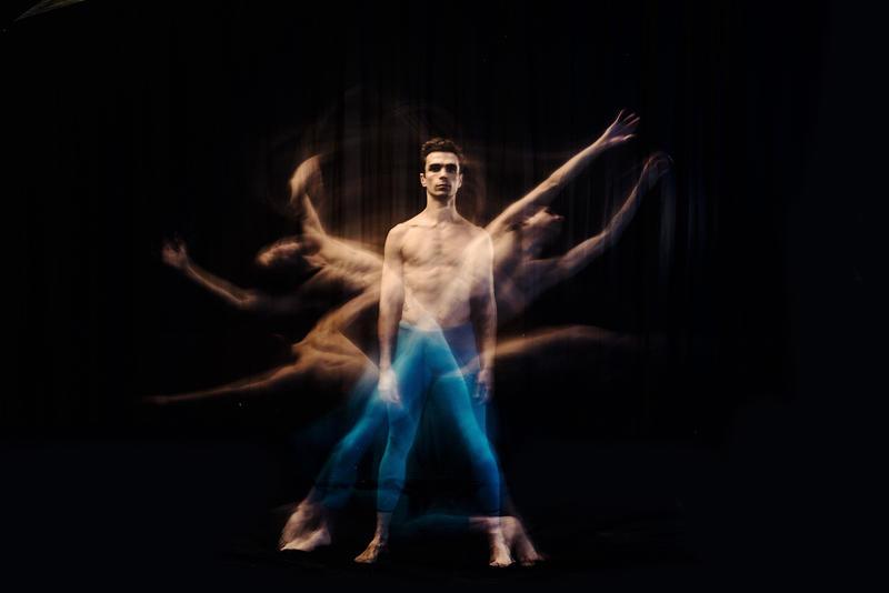 Image of MOTION dancer Jordan Moser