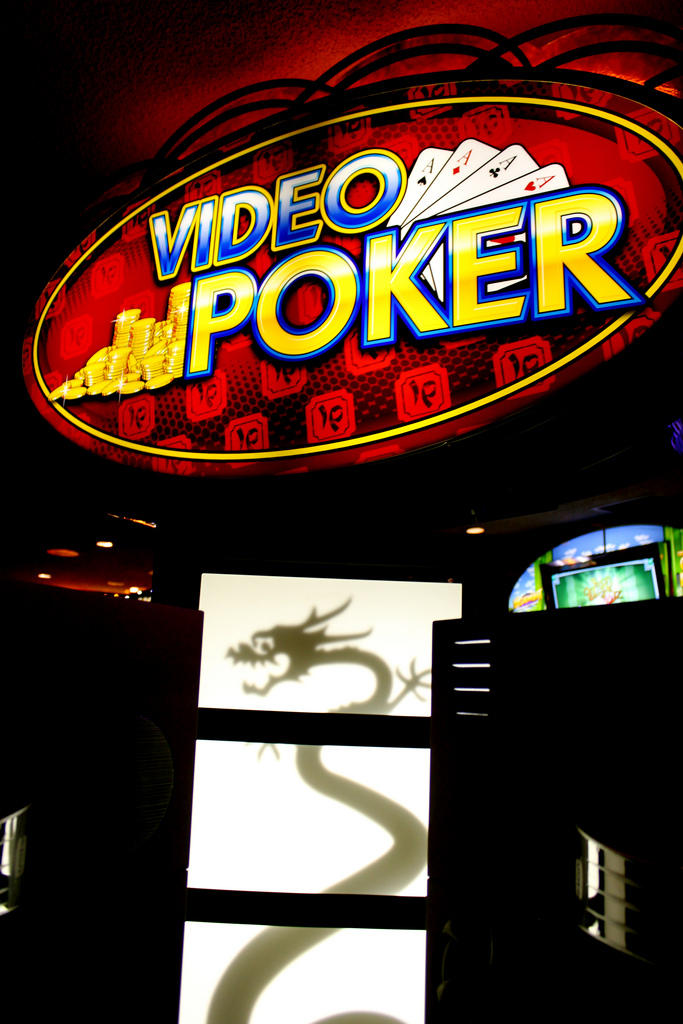 Image of video poker