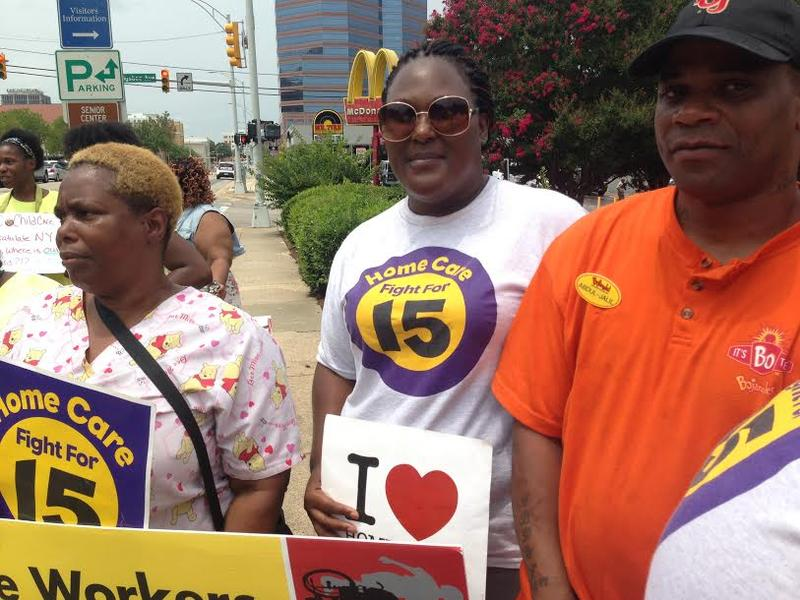 Minimum Wage, Home Care Workers