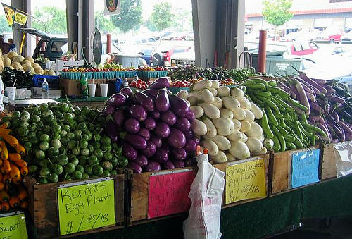 Produce, Shopping, Grocery Stores