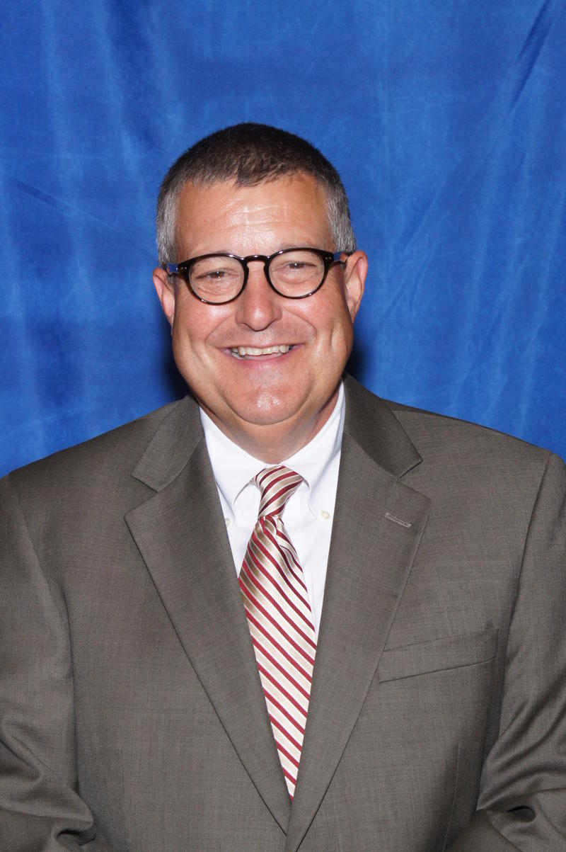 Profile photo of Mark Dreibelbis from the NCHSAA.