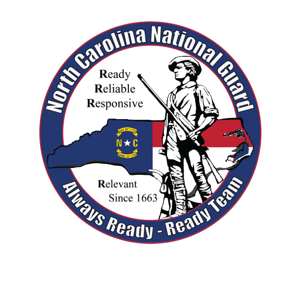 A picture of the NCNG logo.