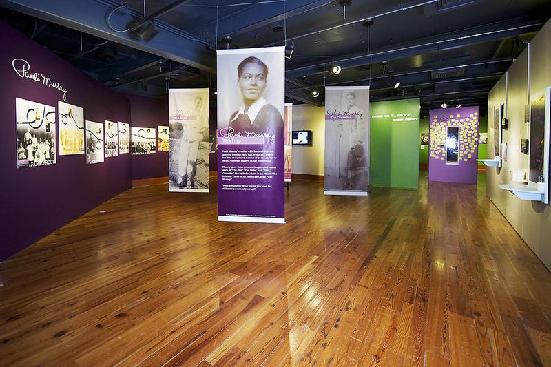 Pauli Murray Project exhibit