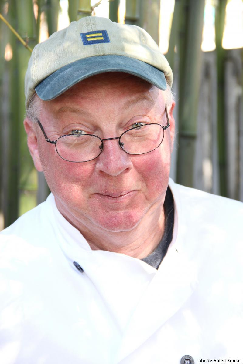 Bill Smith is the chef at Crook's Corner in Chapel Hill and author of the southern cookbook 'Crabs and Oysters.'