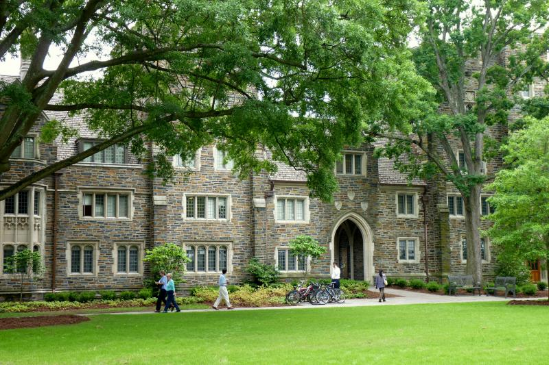 An image of Duke Campus
