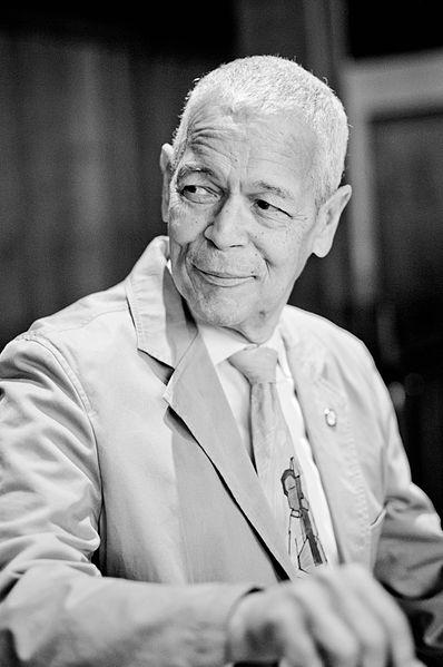 An image of Julian Bond