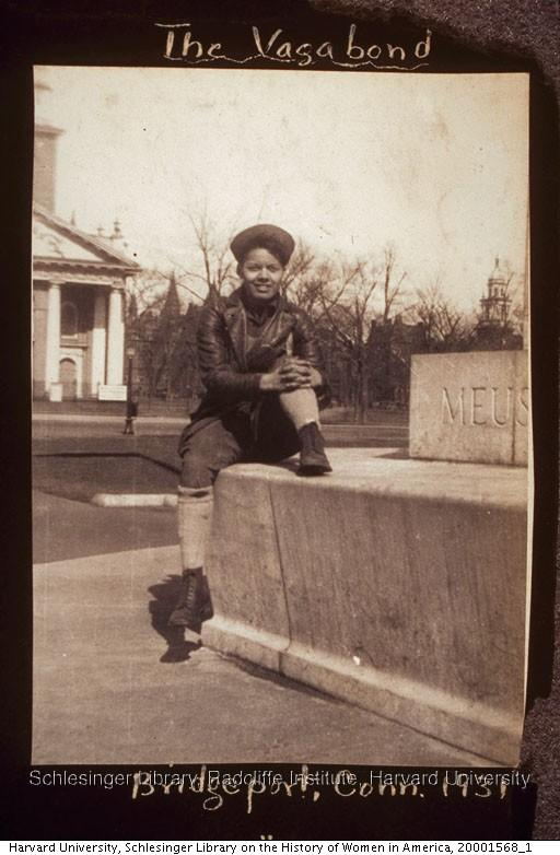 Pauli Murray, the vagabond