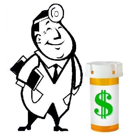 Doctor payoffs