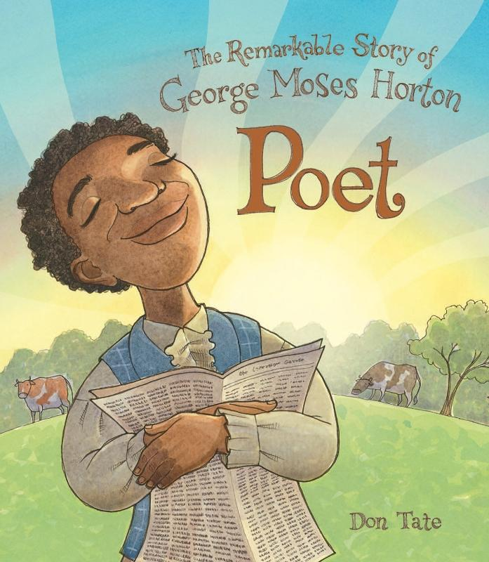'Poet' looks at the life of poet George Moses Horton