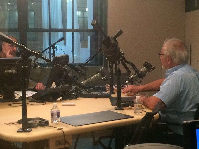 Barney Frank joined host Frank Stasio in studio to discuss his career in politics.
