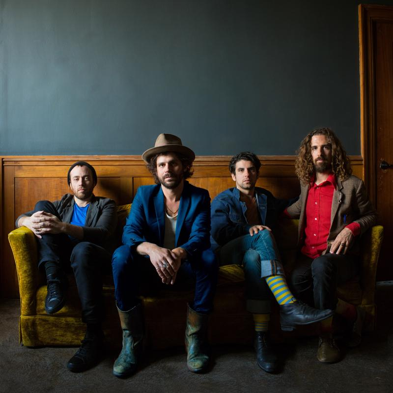 An image of Langhorne Slim & The Law