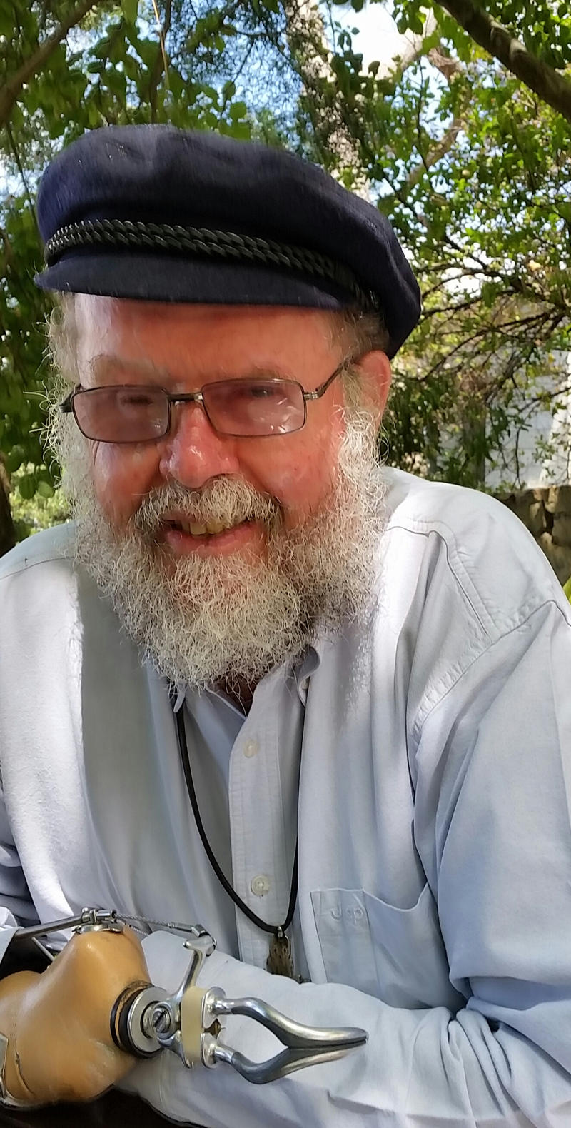 Father Michael Lapsley is a South African liberation activist and priest.