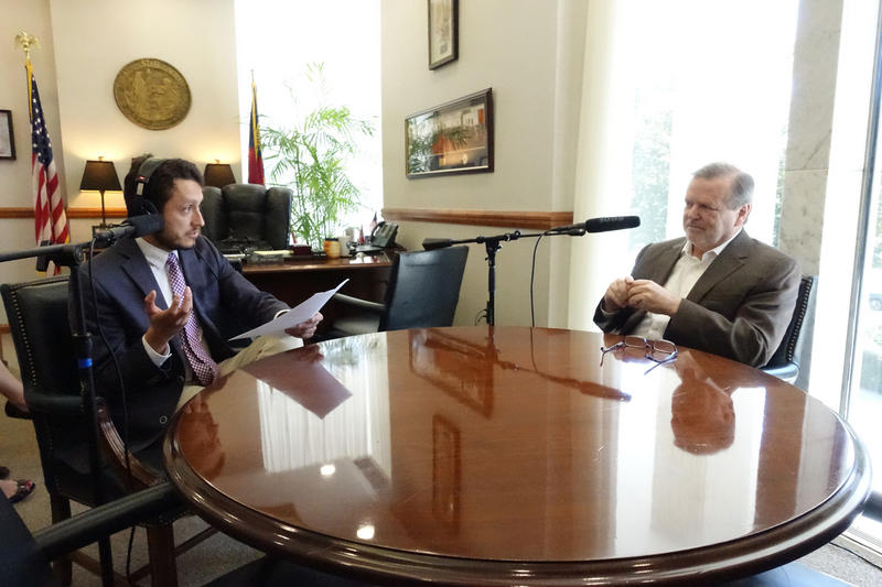Capitol Reporter Jorge Valencia spoke with North Carolina Senate President Pro Tem Phil Berger about Medicaid, public school funding and other issues the General Assembly addressed this year.