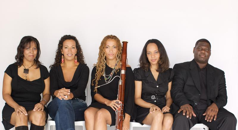 The Imani Winds quintet has its roots in classical music but takes musical influences from all over the world.