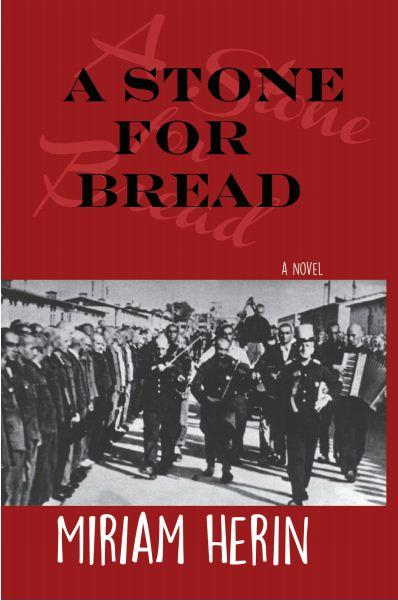 Book cover of 'A Stone For Bread' by Miriam Herin