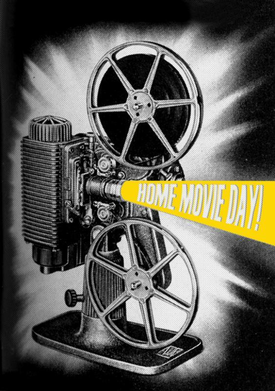 Home Movie Day logo