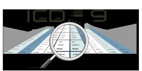 ICD-9 logo