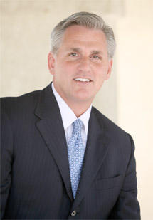 Photo: House Majority Leader Kevin McCarthy