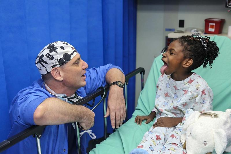 doctor, child, health child health
