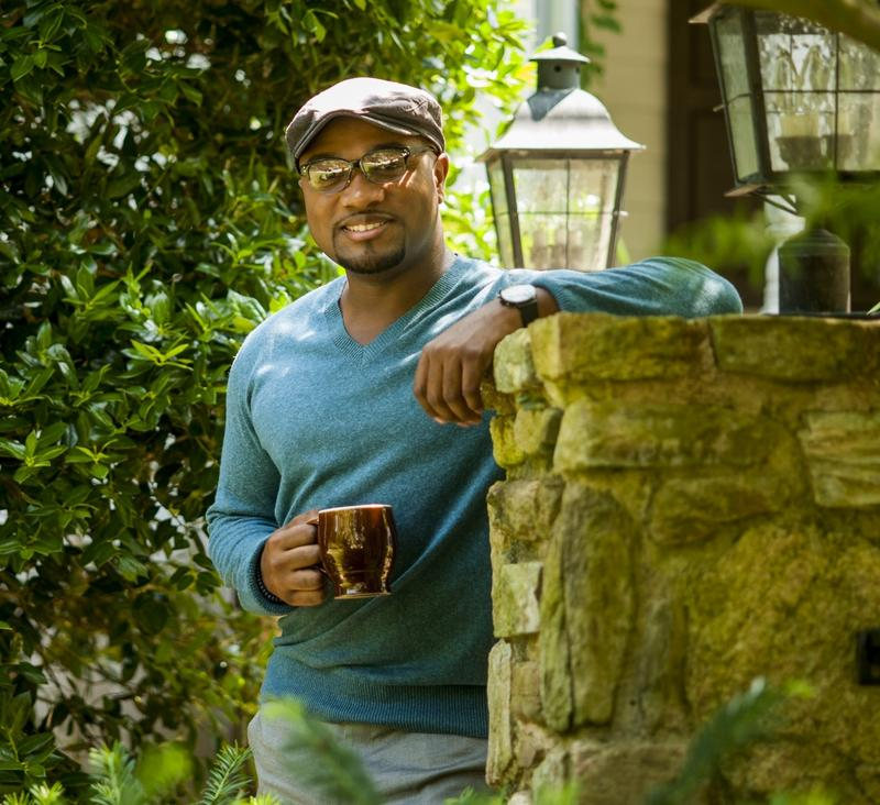 Marcus Anderson combines his passions of music and coffee in his new venture, 'AND Coffee,' an album and coffee line with four flavors.