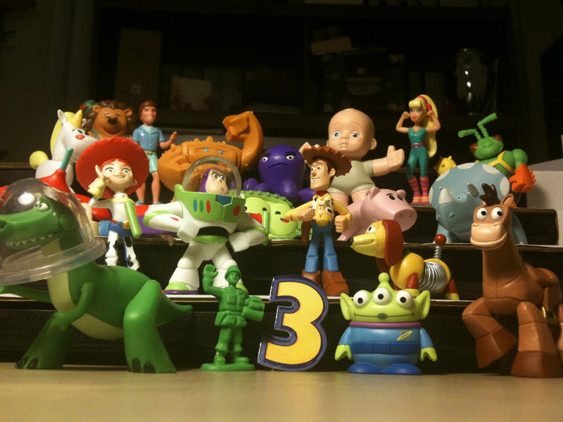 'Toy Story 3' was one listener's pick for a 'feel-good movie' for this month's edition of Movies on the Radio.