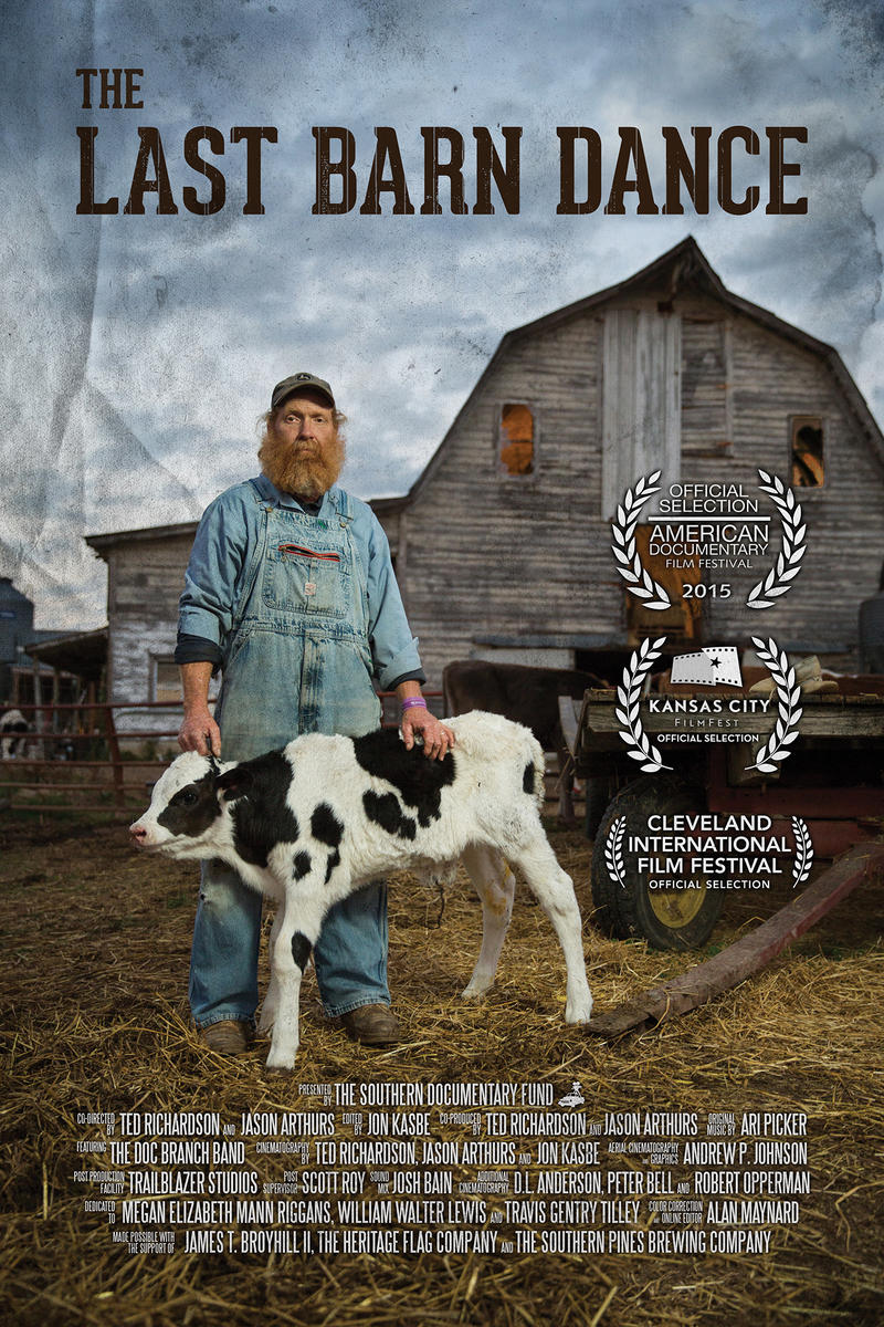 'The Last Barn Dance' is one of six films featured in the first season of 'REEL SOUTH,' a documentary series exploring Southern stories.