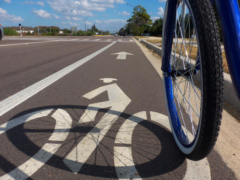 There are mixed reviews over the North Carolina Department of Transportation's new recommendations for bicycle safety.