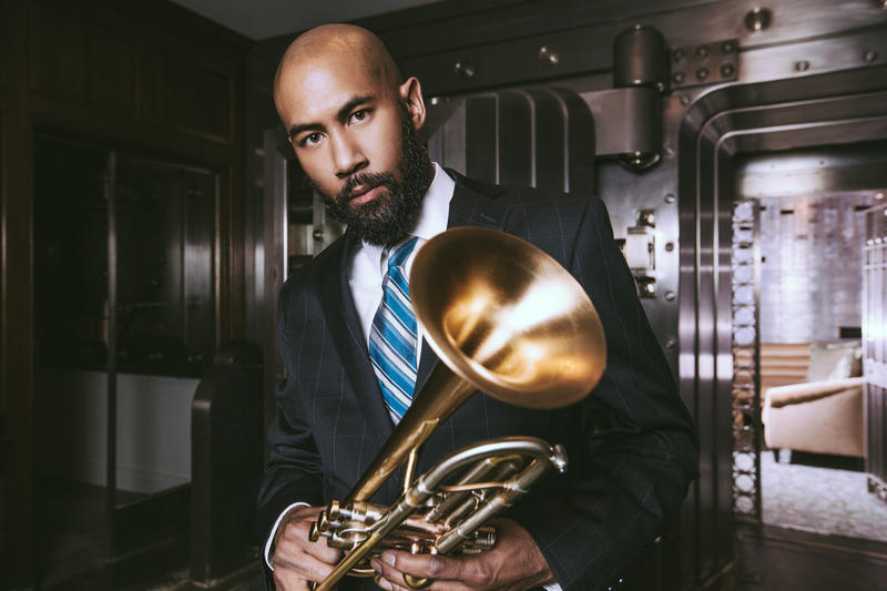 Durham trumpeter Al Strong has released his debut solo album, 'LoveStrong Vol. 1.'