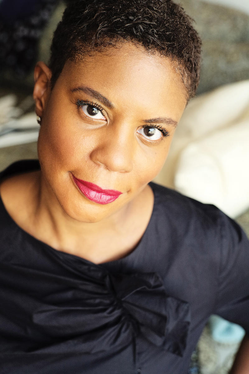 Alondra Nelson is the dean of social science at Columbia University and the author of the new book 'The Social Life of DNA: Race, Reparations, And Reconciliation After The Genome.'