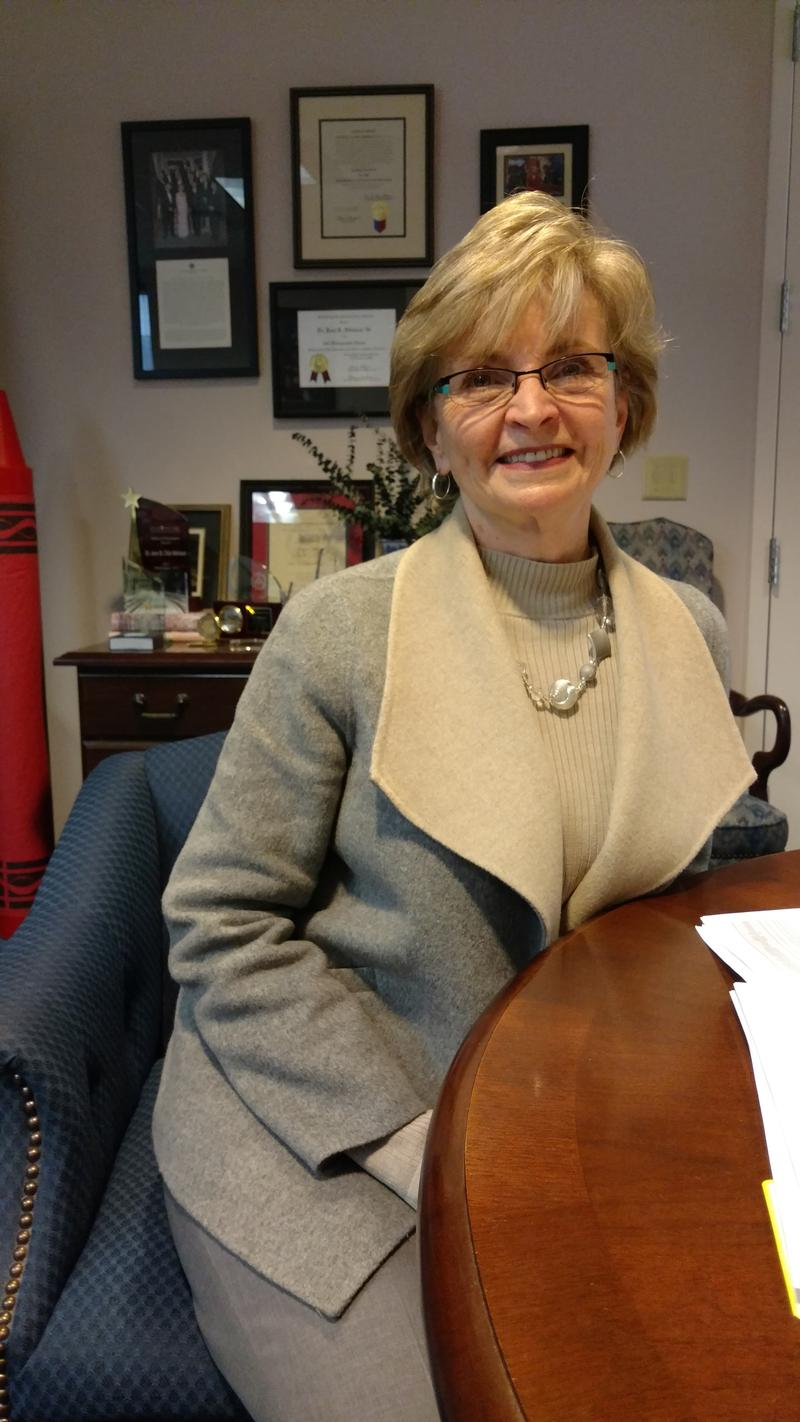 June Atkinson is the North Carolina Superintendent of Public Instruction.