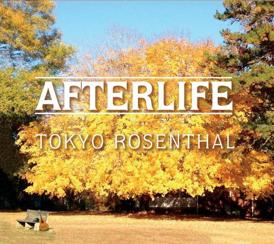 Cover of Tokyo Rosenthal's newest album 'Afterlife'