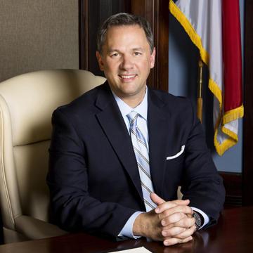 Lt. Governor Dan Forest