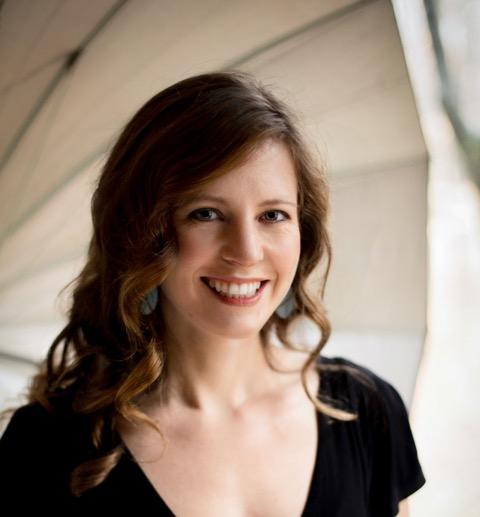 Lindsay Starck's debut novel is 'Noah's Wife,' a book that considers the darker side to the story of Noah's ark and the perspectives of those around Noah.