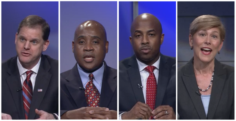Photo: The Four NC Democrats Running For US Senate