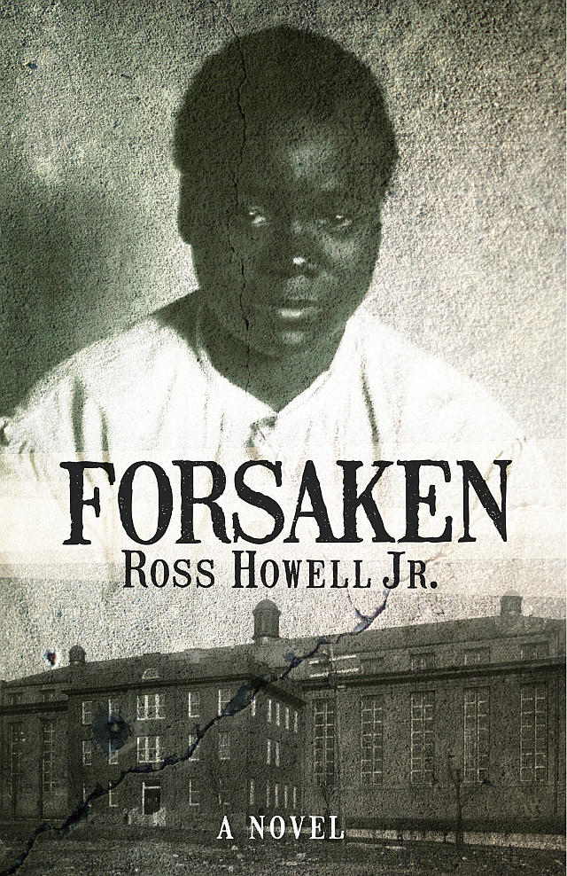 Image of 'Forsaken' cover by Ross Howell Jr.