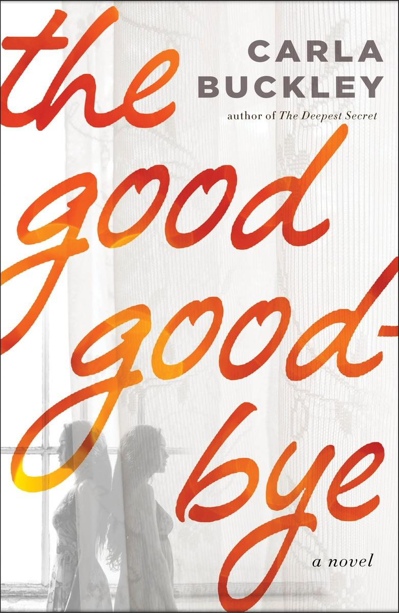 Image of 'The Good Goodbye' cover