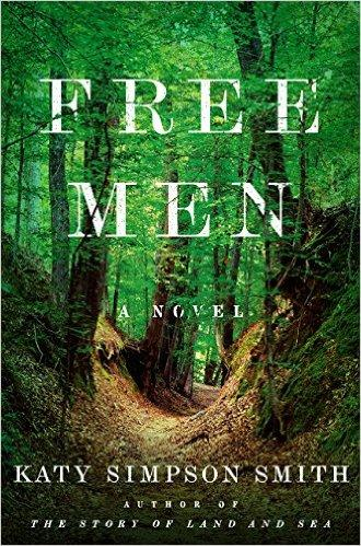 An image of the book cover for 'Free Men'